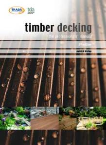 Timber decking manual