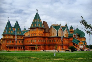 wooden-palace