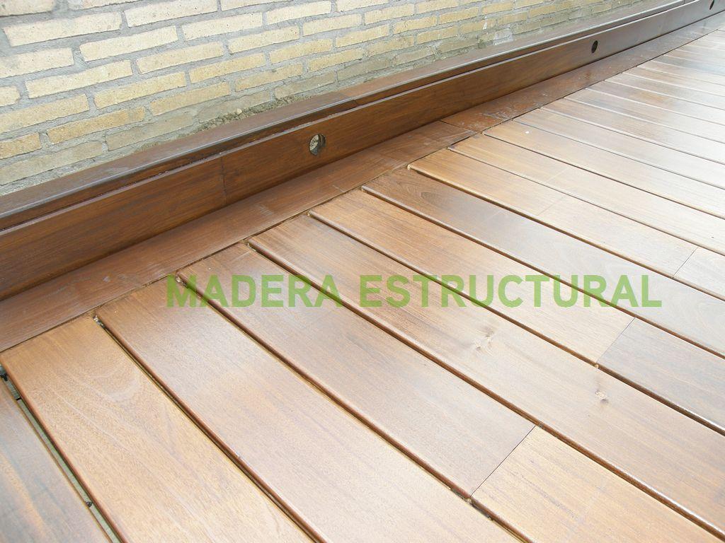 Ipe madera estructural for Ipe madera exterior