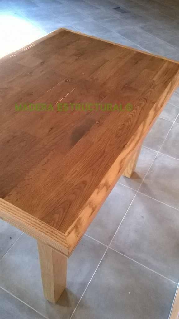 Revestimientos de madera al exterior madera estructural - Tablas para mesas ...