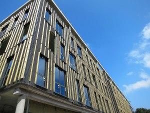 Paneles de fachada de entramado ligero