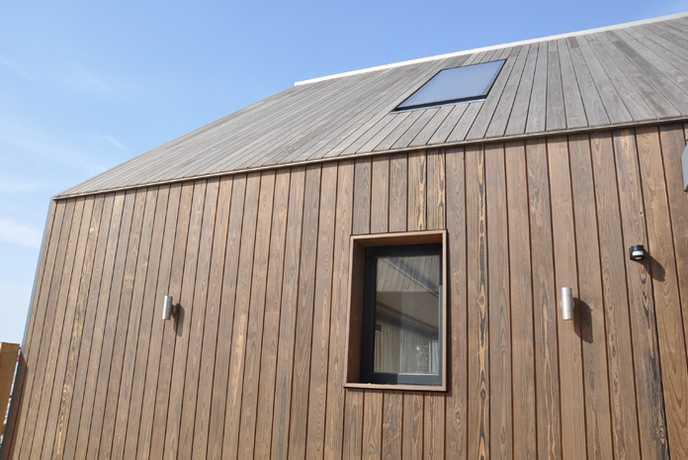 Tarimas de madera al exterior madera estructural - Madera de pino tratada ...