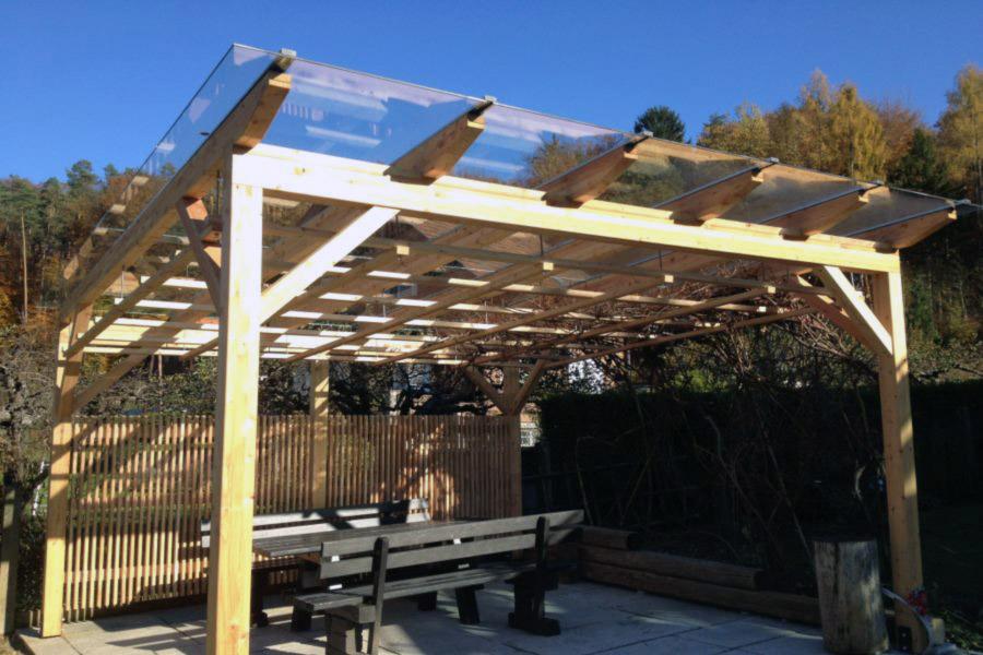 Protecci n de la madera madera estructural - Cerramientos de metacrilato ...