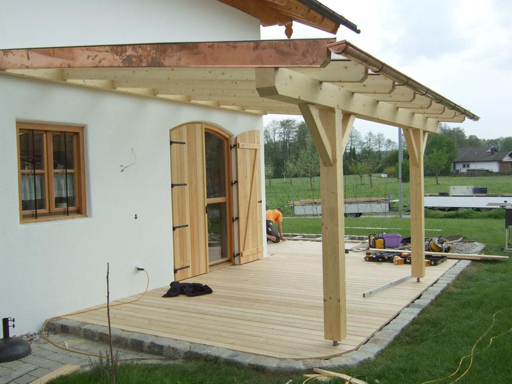 sobre p rgolas y porches protecci n por dise o madera. Black Bedroom Furniture Sets. Home Design Ideas