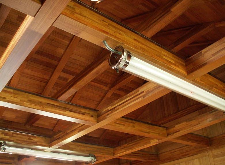 Forjados de madera madera estructural - Forjados de madera laminada ...