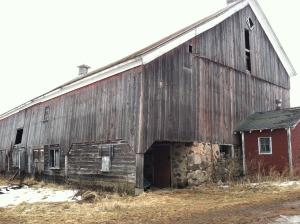 Viejo granero - foto de Vintage Timberworks